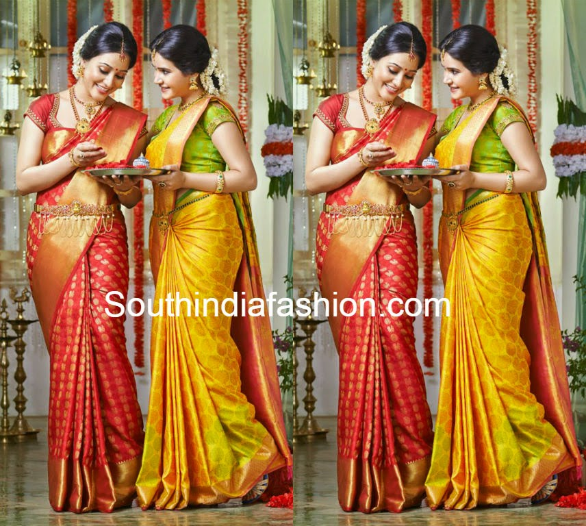 pothys bridal sarees