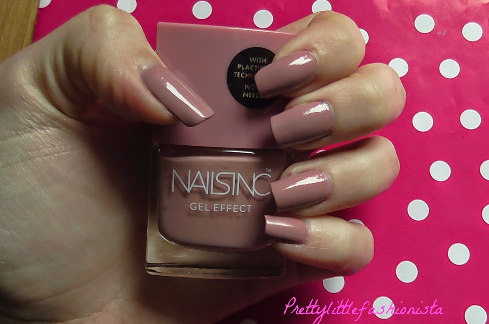 NOTD: Nails Inc Uptown