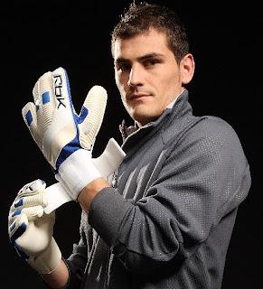 Iker Casillas confía en el futuro del Real Madrid