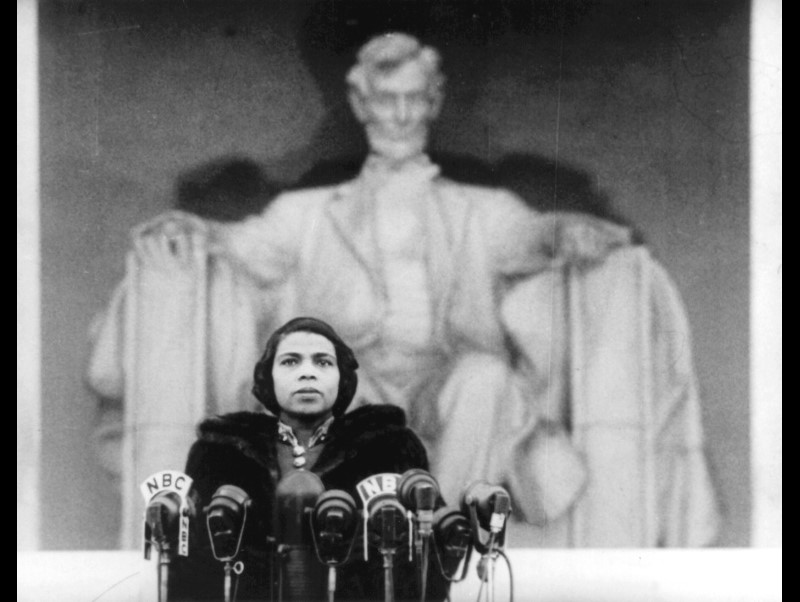 marian anderson great african american opera star from voa