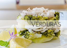 Recetas con verduras y hortalizas
