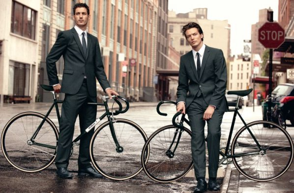 2011 Strellson Fixed Gear Suit What Do You Think The