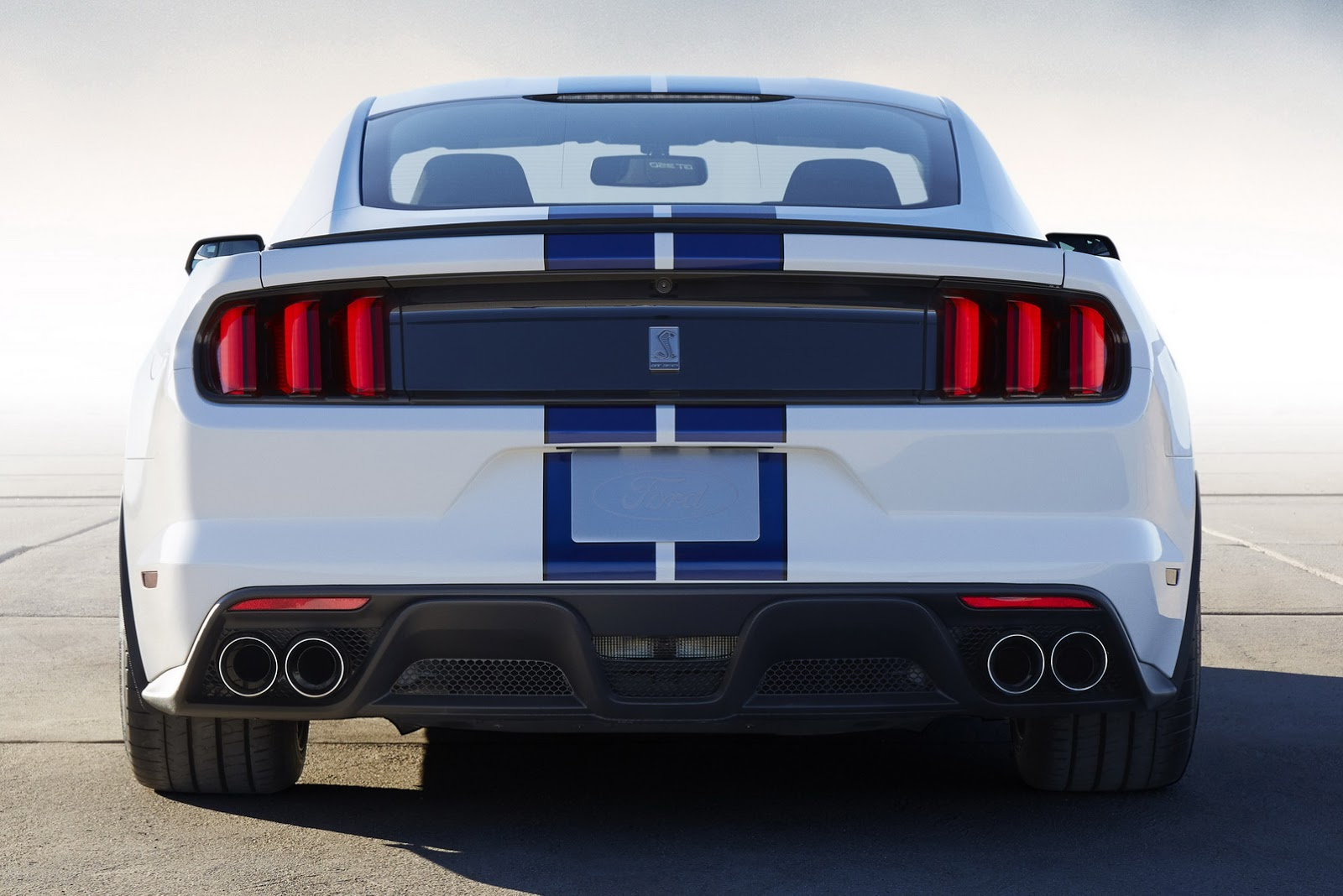Ford Will Celebrate Shelby Gt350 50th Ann At 2015