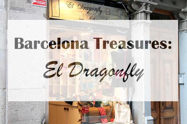 Barcelona TreasuresL El Dragonfly