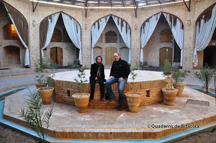 caravanserais, caravanserai Iran, Iran