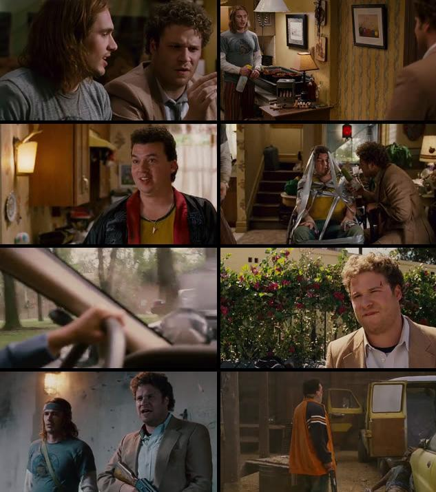 Pineapple Express 2008 UNRATED Dual Audio Hindi 480p Bluray