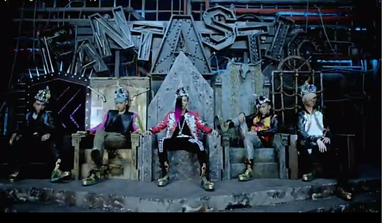 Bigbang fantastic baby taeyang