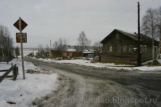 Город Мезень