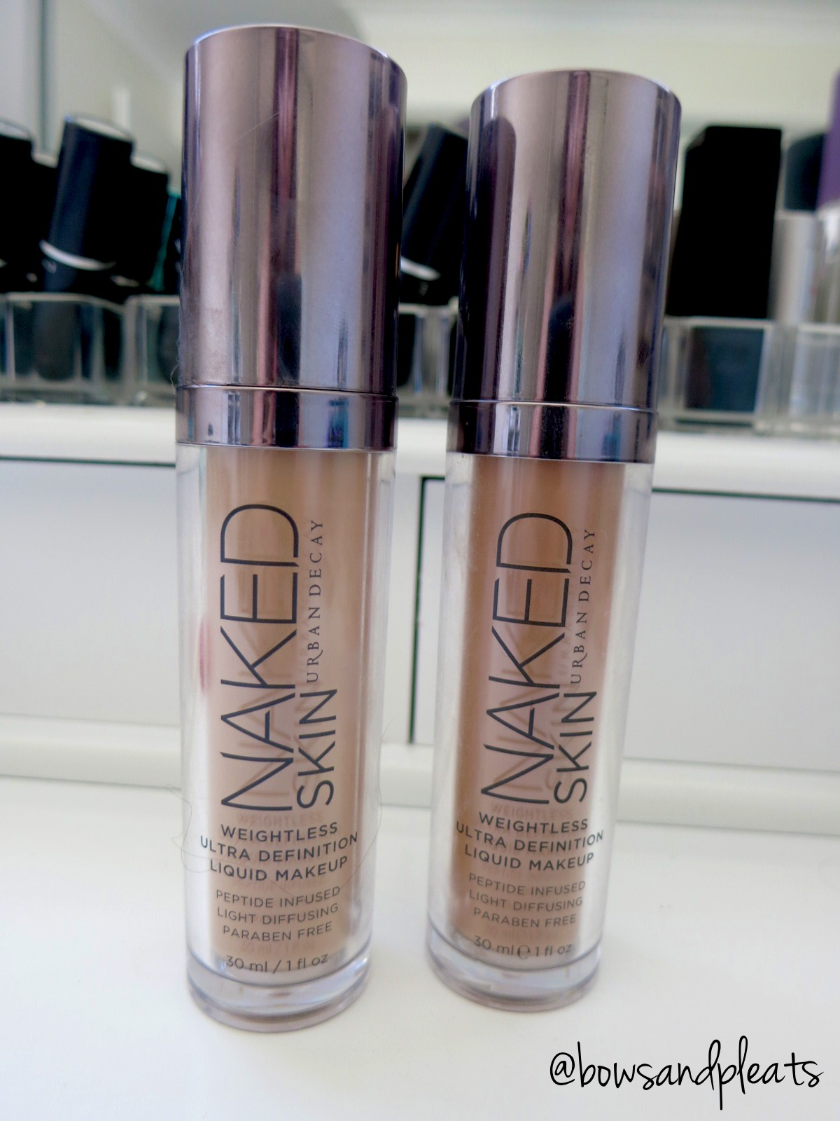 Urban decay naked skin foundation review galleries 51