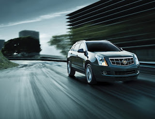 2012 Cadillac SRX V-6 Engine