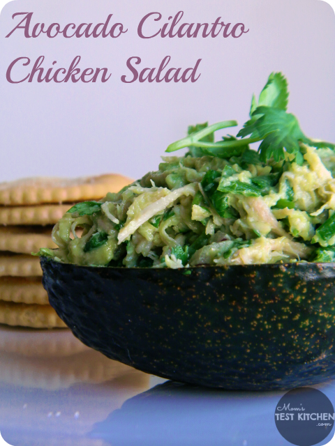 #recipe #chicken #salad #avocado