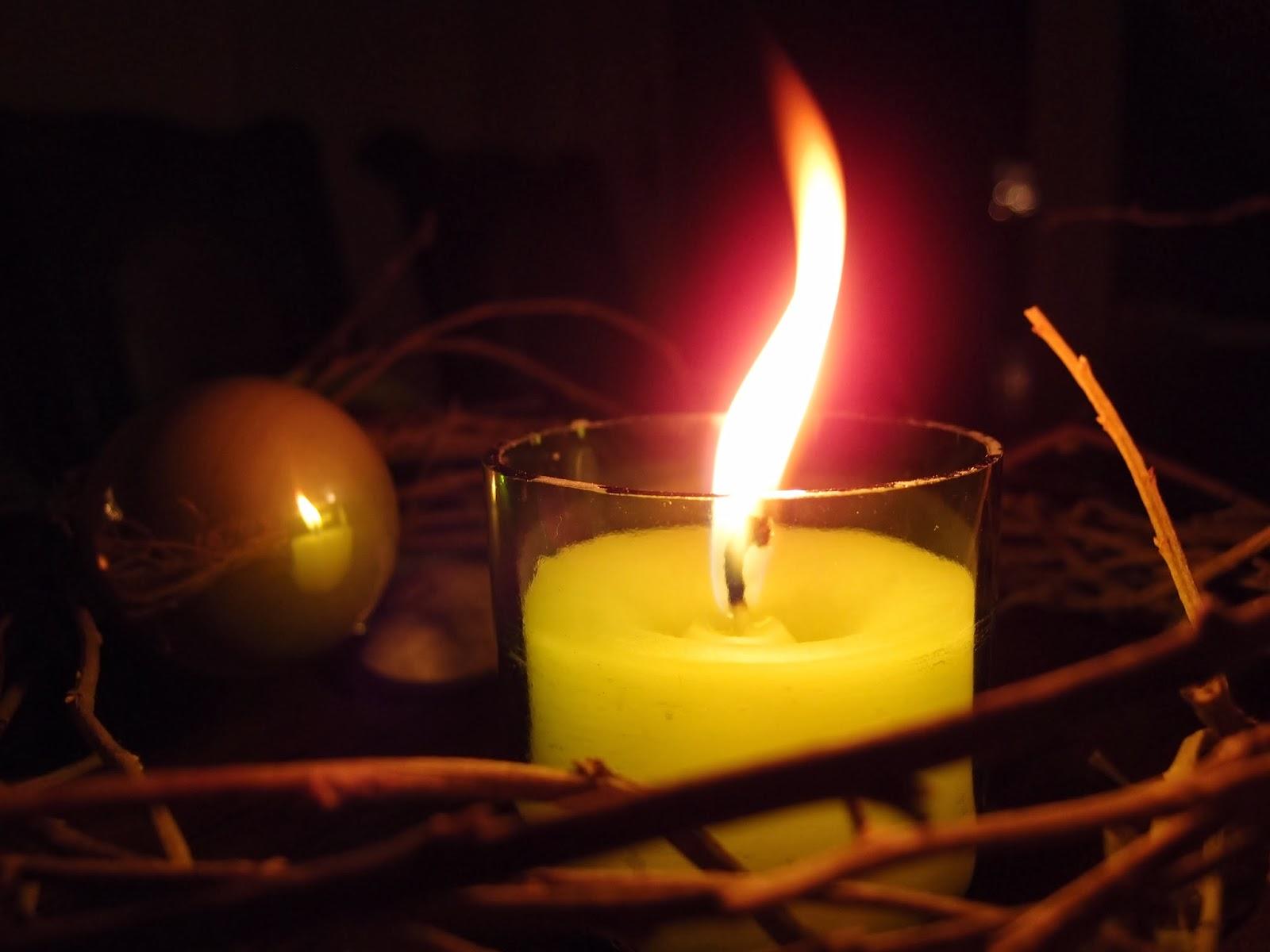PC032636 Stilvolle Warum Flackern Kerzen Im Glas Dekorationen