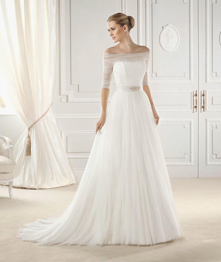 Suknie ślubne La Sposa Najmodniejsze Trendy 2015 Moje Wielkie Wesele