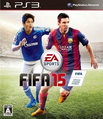 [PS3] FIFA 15 [FIFA 15] ISO (JPN) Download