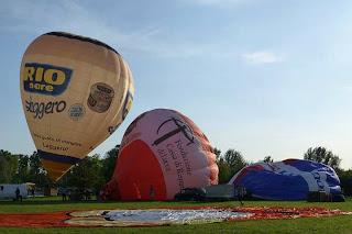 mongolfiere Ferrara Festival