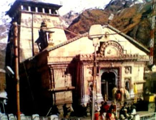 Shri Kedarnath temple Uttarakhand which is one of the holiest temple in Uttarakhand.