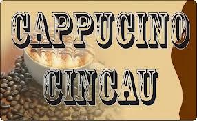 BUBUK CAPPUCINO CINCAU, Hp 082115222105, Tlp.021-32827995