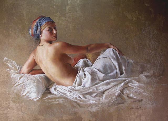 D.W.C. Woman - Artist Nathalie Picoulet