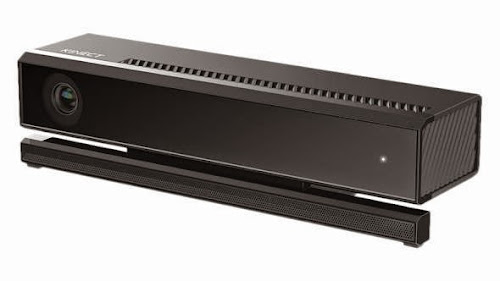 A new Kinect V2 sensor