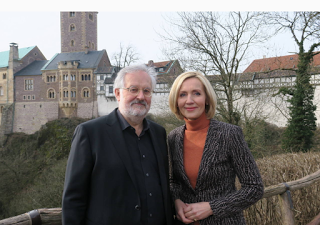 Helga König im Gespräch mit Petra Gerster und Christian Nürnberger
