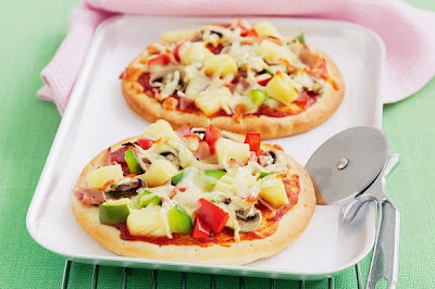 Mini potato pizzas Yummy and tasty food,Complete meal,Recipe in english Cheese pizza