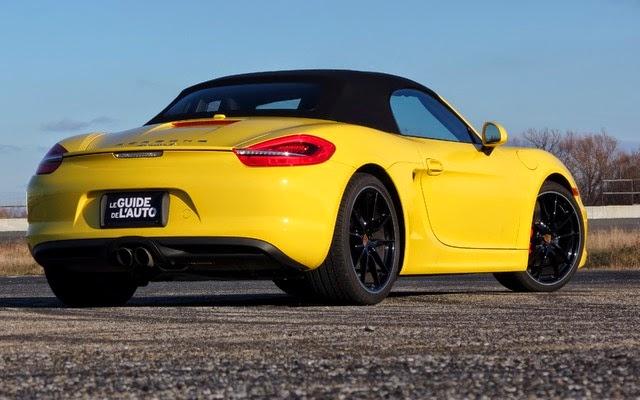 2014 New Porsche Boxster