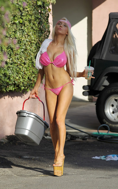 Courtney Stodden Bikini hot photo shoot