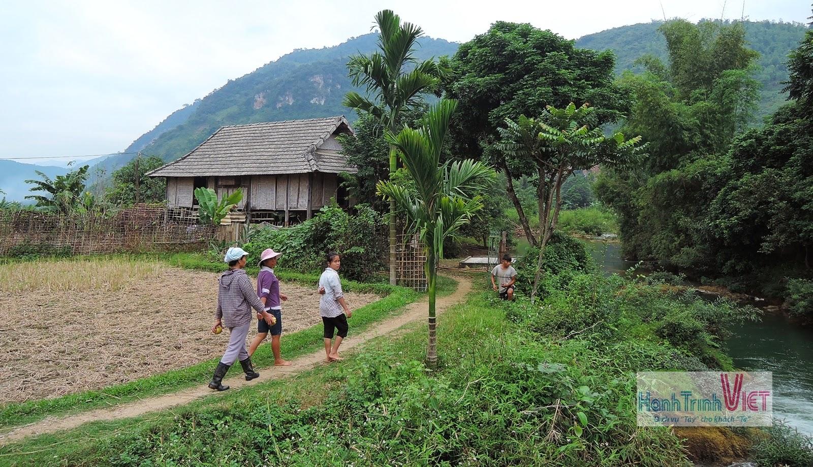 Mai Châu - Thanh bình một làng quê
