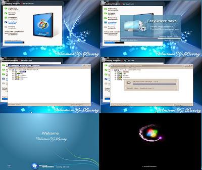 Windows XP Luxury