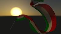 ncloth flag
