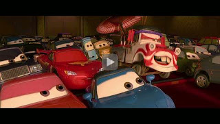 Cars2 Back Into Cars 2
