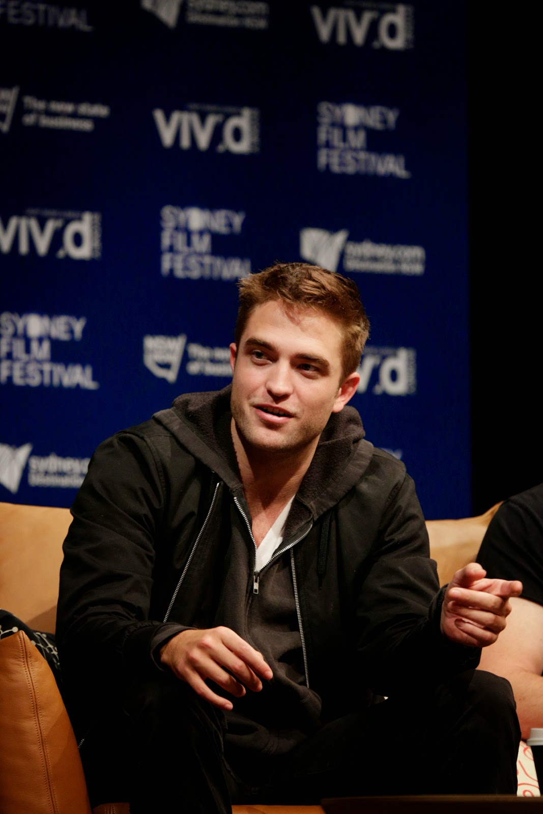 Robert Pattinson France