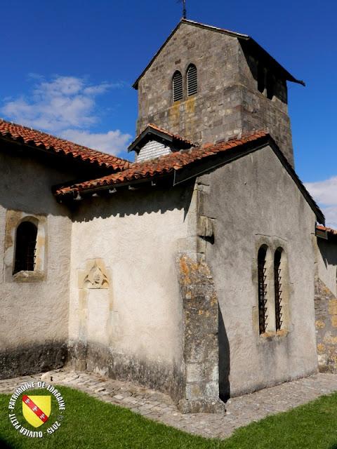 DOMPAIRE (88) - Eglise Saint-Jean-Baptiste de Lavieville