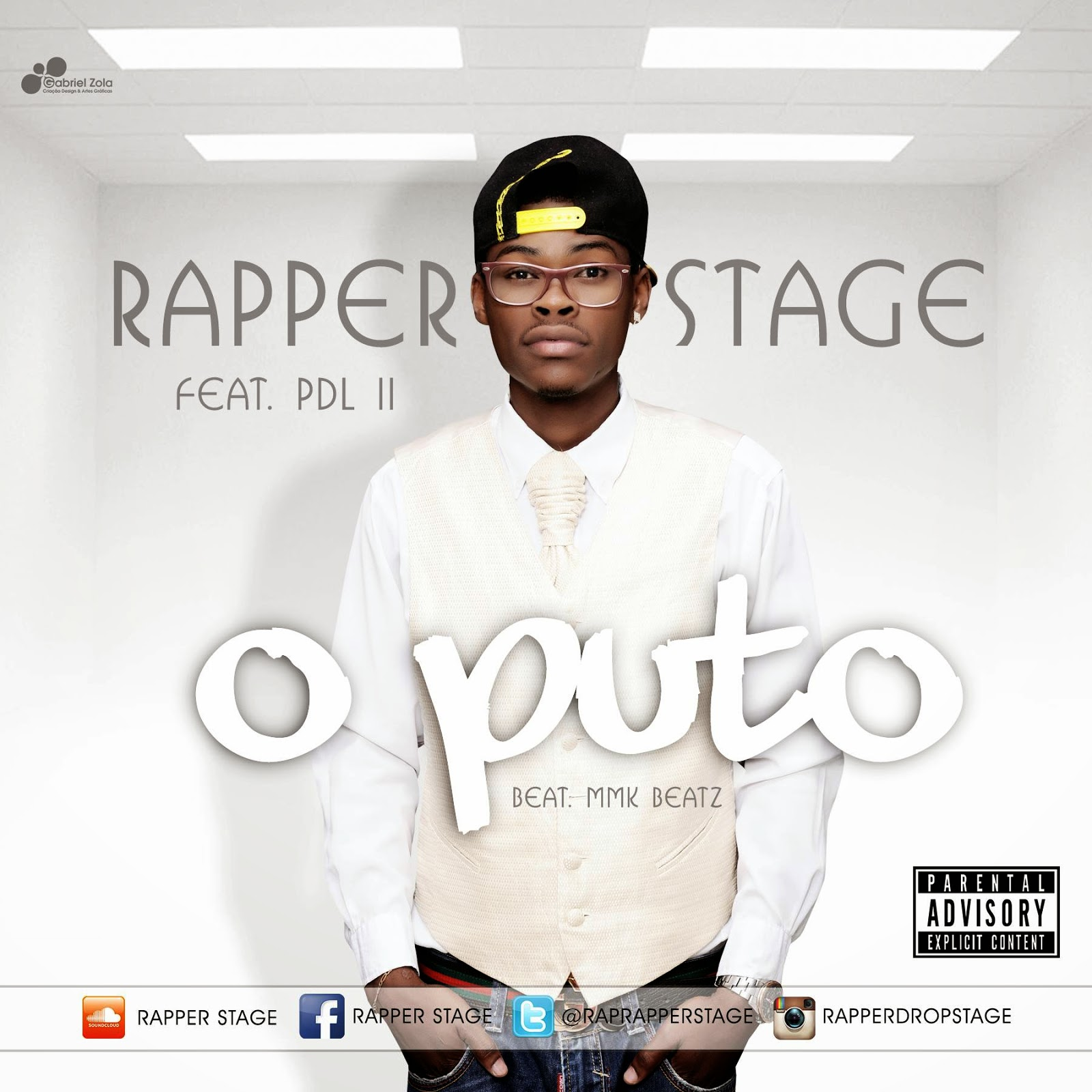 Rapper Stage - O Puto feat. PDL II