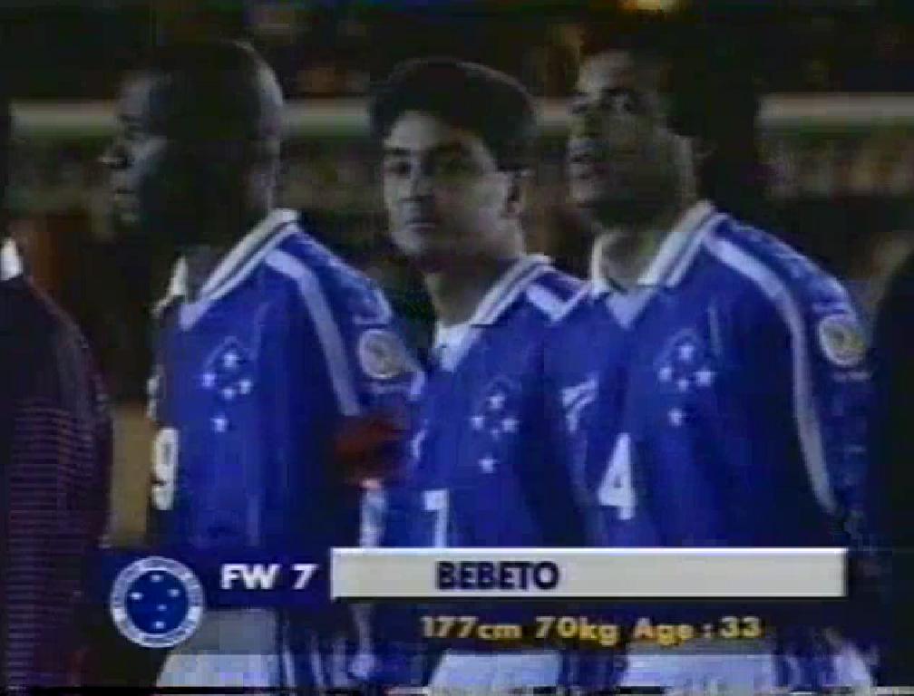 ¿Cuánto mide Bebeto? - Real height CRUZEIRO+3