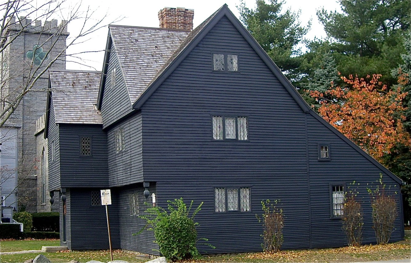 Enjoy Food Travel The 17th Century Houses Of Salem Ma