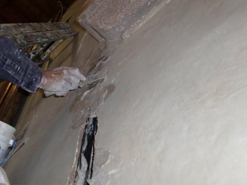 Aprende con tu amigo luis como reparar paredes da adas - Como secar las paredes despues de la inundacion ...