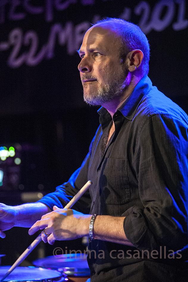 Jeff Ballard, Nova Jazz Cava, Terrassa 7-3-2015