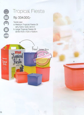 Katalog Tupperware Promo Januari 2016