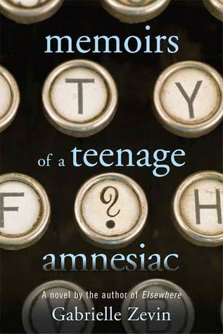 https://www.goodreads.com/book/show/317282.Memoirs_of_a_Teenage_Amnesiac?from_search=true