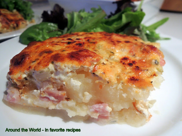Holand's Farmhouse Potato Bake