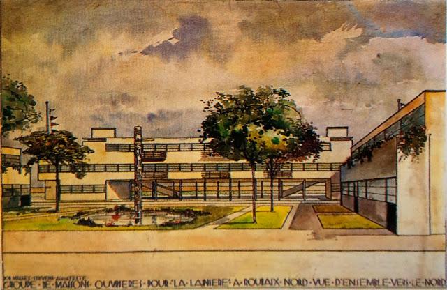 La Lainière à Roubaix 1930 (Projet)