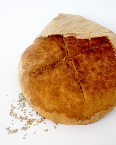 pane fatto in casa soda bread