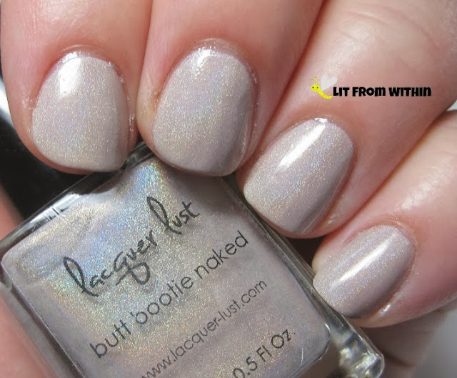Lacquer Lust Butt Bootie Naked
