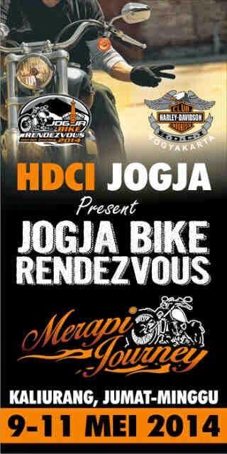 Jogja Bike Rendezvous - HDCI