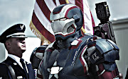 Iron Patriot in Iron Man 3 (iron patriot in iron man wide)