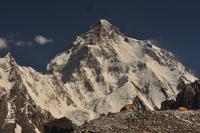 K2 Mountain K2 Mountain Vs Everest K2 from broad peak bc; source