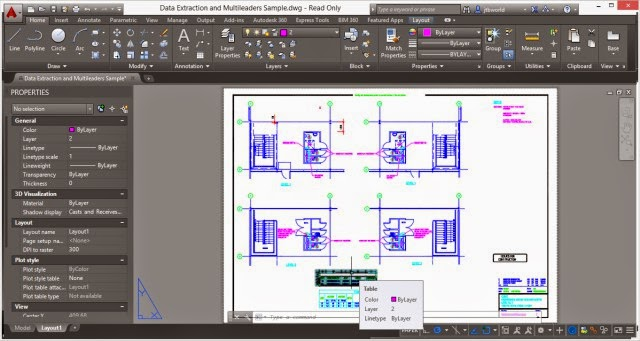 autocad 2016 screenshot 1