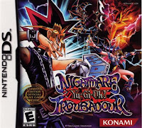 Yu-Gi-Oh! Nightmare Troubadour – NDS