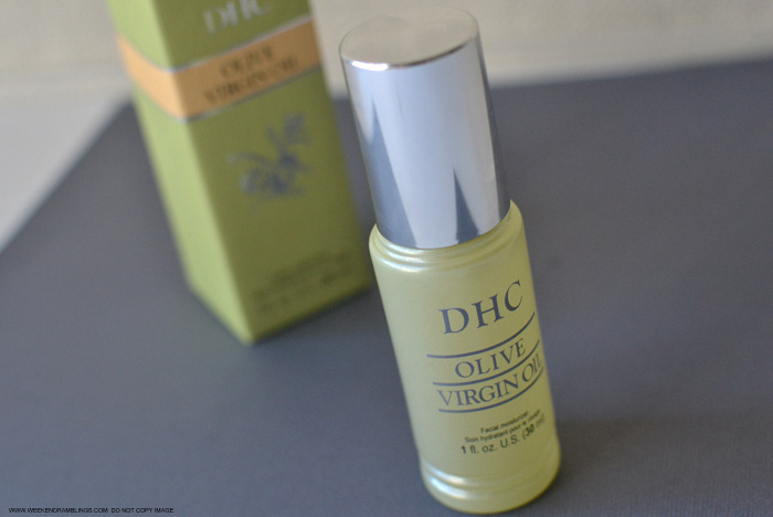 DHC Olive Virgin Oil - Moisturizer for Dry Skin